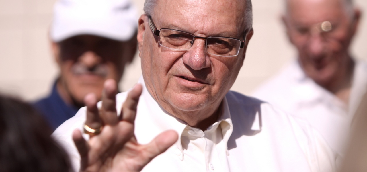 The Troubling Sheriffs' Movement that Joe Arpaio Supports