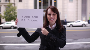 Amy Speros '11 - Exploring a Unique Path in Food and Drug Law