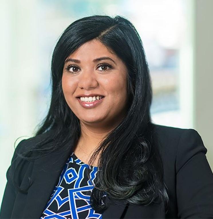Assistant Professor Priya Baskaran