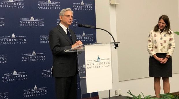 Chief Judge Merrick Garland of the U.S. Court of Appeals for the District of Columbia Circuit