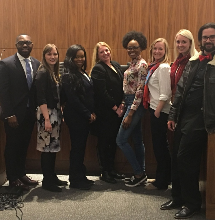 Civil Advocacy Clinic Students Win Victories for Clients