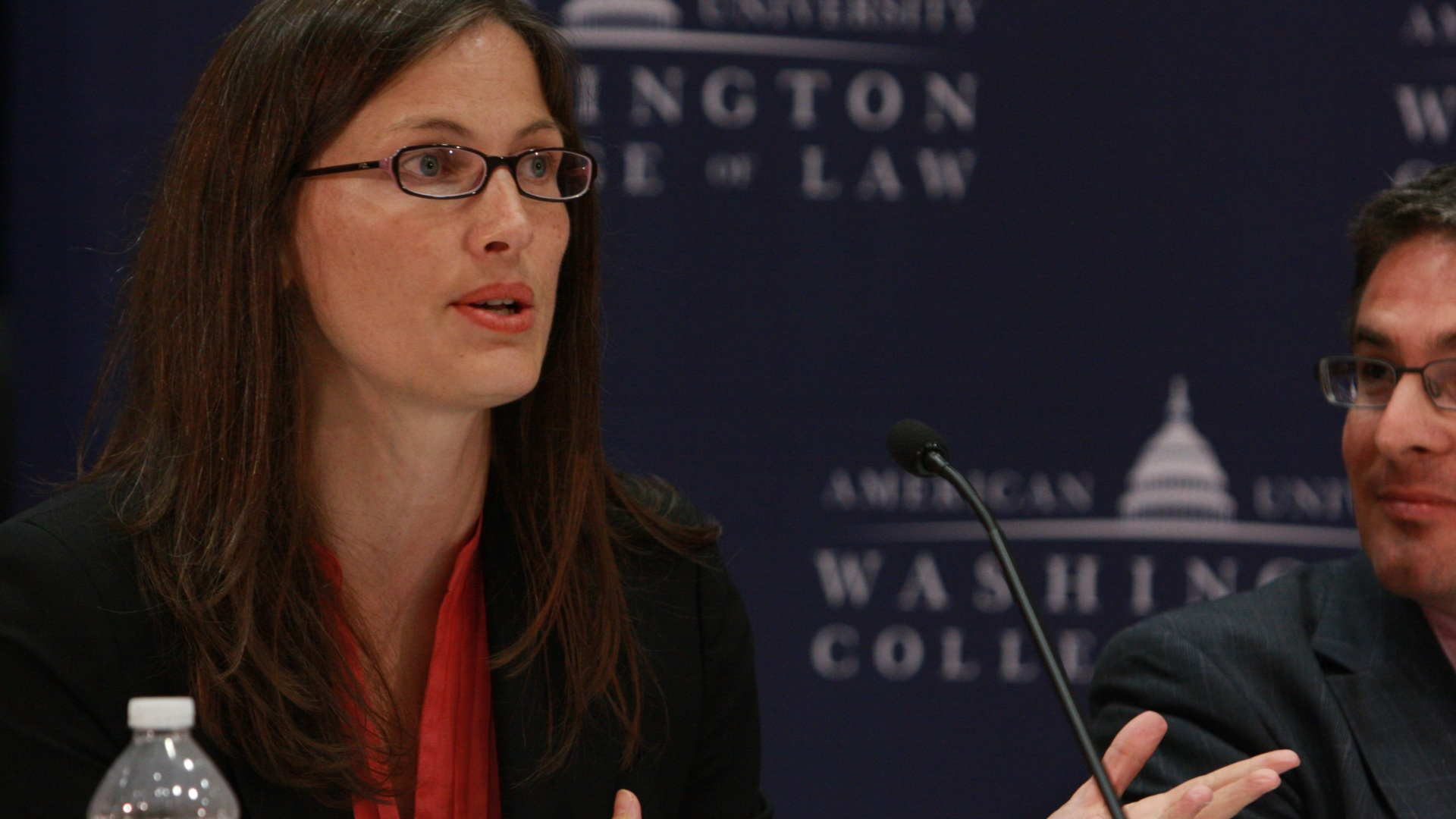 Professor Lindsay Wiley, director of AUWCL's Health Law and Policy Program