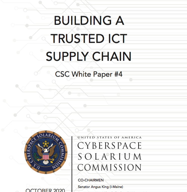Building a Trusted Supply Chain: The Threats and Challenges Ahead