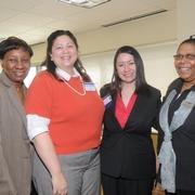 Dean's Diversity Council Speaker Series feat. Shirley Rivadeneira '04 (2009).