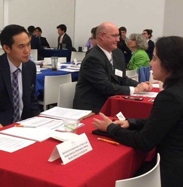 Fall Mini-Externship Fairs Connect Students with Employers in Business, Criminal Law, and Immigration