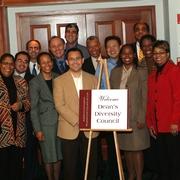 Dean's Diversity Council meeting (2004).