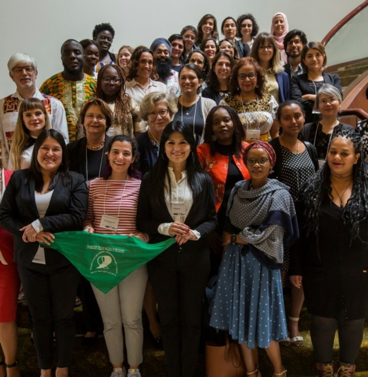 Group photo from the conference