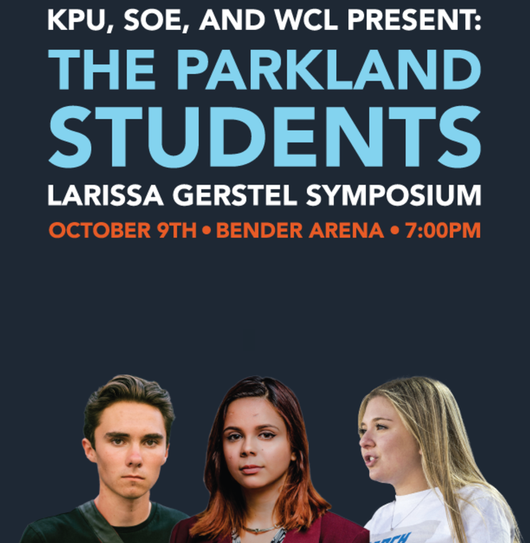 The Kennedy Political Union Presents an Evening with the Parkland Students