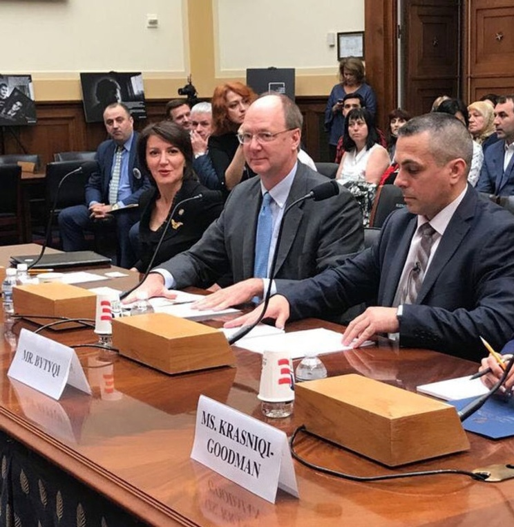 Professor Paul Williams Testifies before House Foreign Affairs Committee