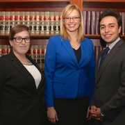 Three AUWCL Students Selected for Gideon's Promise Law School Partnership Project
