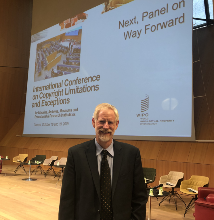 Professor Michael Carroll Participates in World Intellectual Property Organization Conference