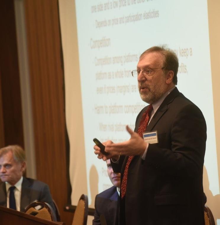 Antitrust Law Presenter