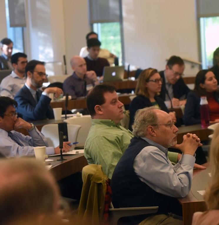 Antitrust Law Audience