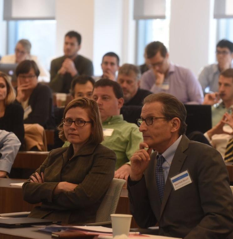 Antitrust Law Participants