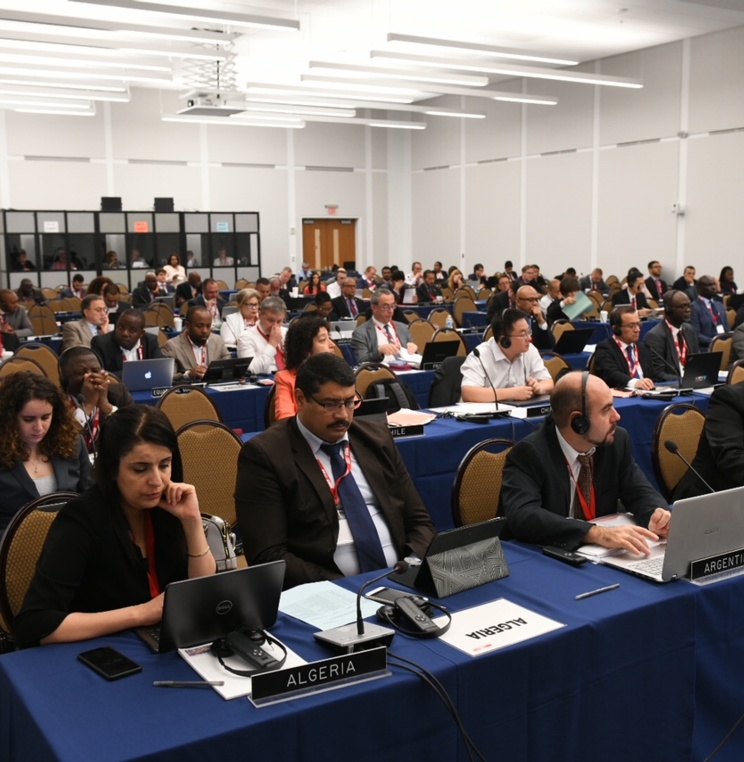 AUWCL Welcomes the International Telecommunications Satellite Organization's 38th Assembly of Parties