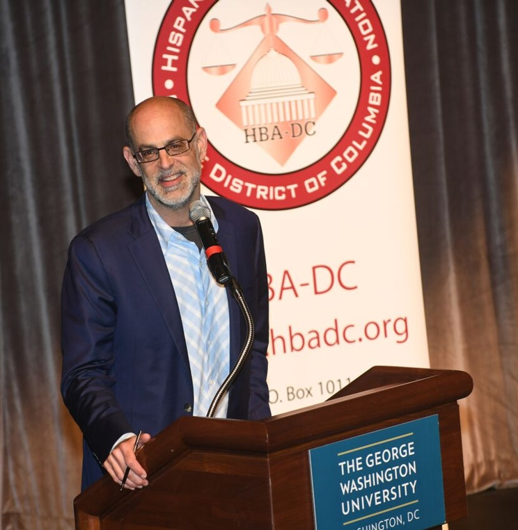 Robert Raben, HBA-DC Foundation President