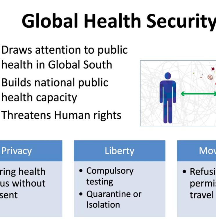 Addressing Global Health Challenges