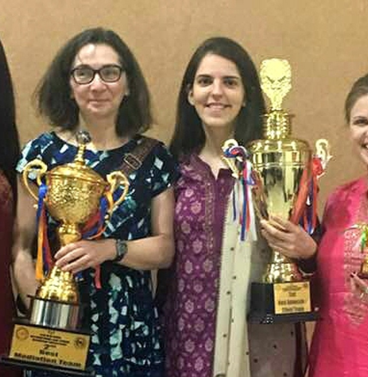 ADR Honor Society Has an Outstanding Showing at Mediation Tournament in Bhopal, India