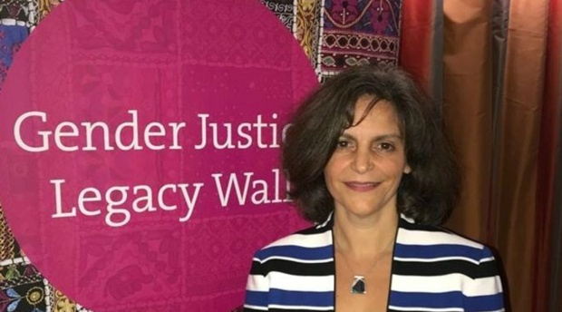 War Crimes Research Office Director Susana SáCouto Honored on Gender Justice Legacy Wall