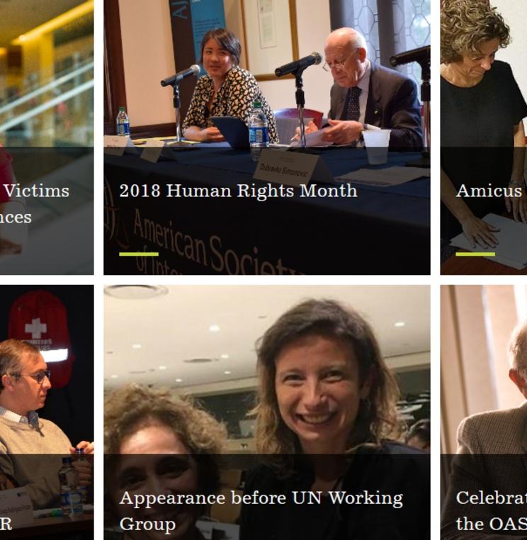 La Academia Celebra el Día de los Derechos Humanos 2018