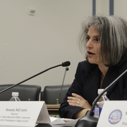 Director of War Crimes Research Moderates Congressional Briefing on Advancing Justice for Atrocities in Iraq and Syria